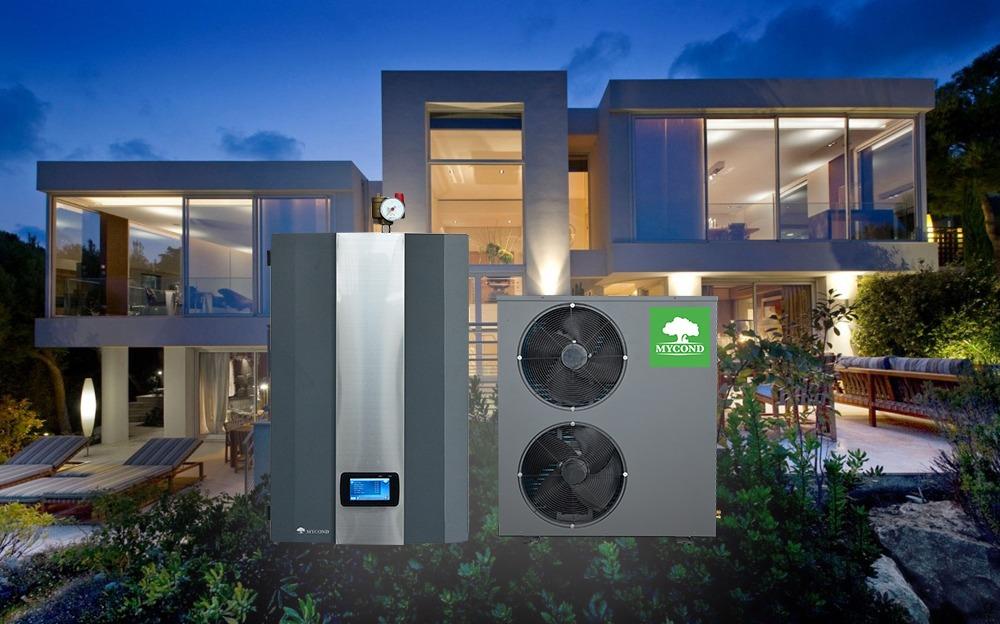 Тепловые насосы MYCOND участвуют в программе компенсации IQ energy