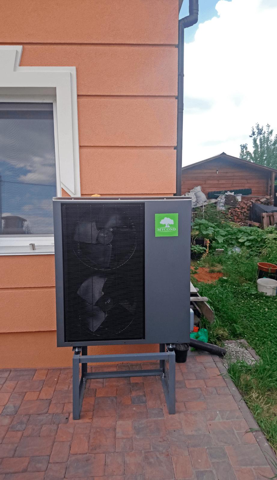 Практическое решение: модернизация системы отопления и нагрева воды частного дома 120 м²