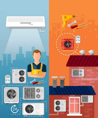 Как установить тепловой насос в доме